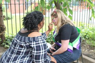 Make a difference, volunteer your time at The Pankhurst Trust